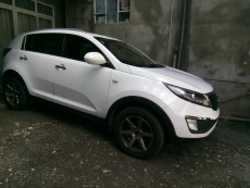 Kia Sportage - SUV Cars on Aster Vender