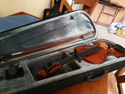 Left handed violin for sale - Violin on Aster Vender