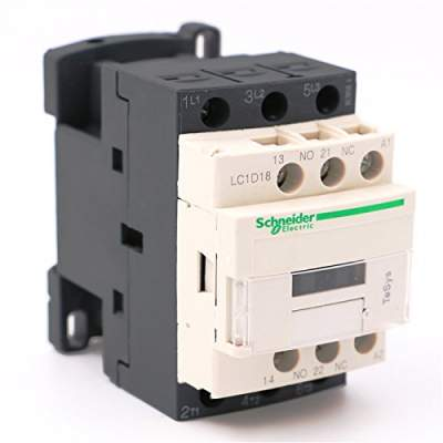 AC contactor LC1D18 - All electronics products on Aster Vender