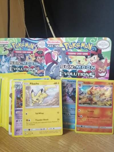 Pokémon card  - Other Indoor Sports & Games on Aster Vender