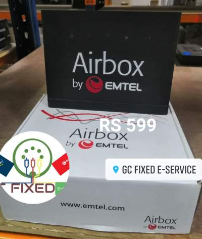 Airbox  - All electronics products on Aster Vender