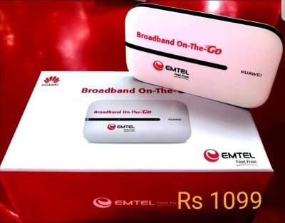 Mifi Broadband  - Wifi Repeater (Extender) on Aster Vender