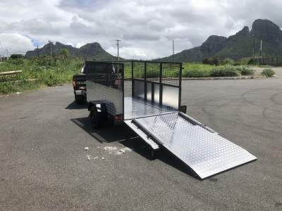 8x5 feet trailer - Others on Aster Vender