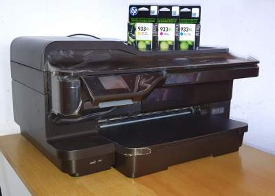 HP OfficeJet 7612 Wide Format e-All-in-One - Others on Aster Vender