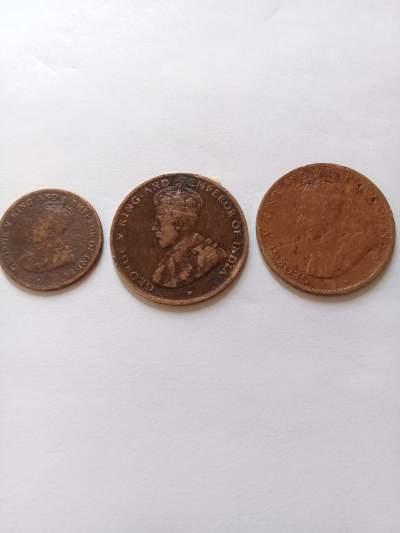 3  Pieces de collection rare - Coins on Aster Vender
