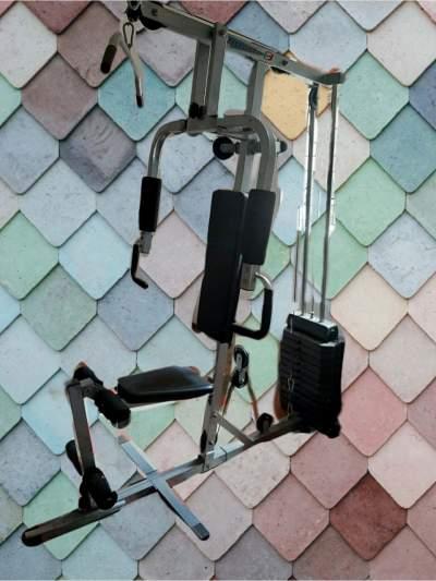 Exercise Machine/ Appareil d'entraînement - Fitness & gym equipment on Aster Vender