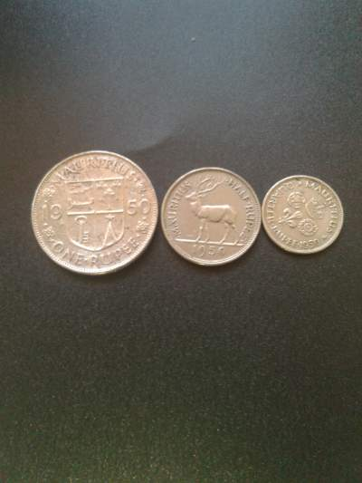 3 pieces 1950 - Coins on Aster Vender
