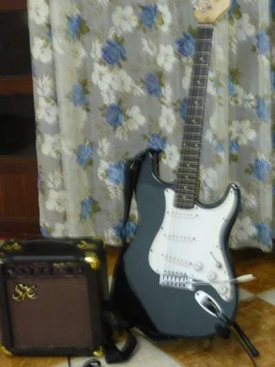 Guitare électrique - Electric guitar on Aster Vender