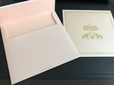 Wedding Card - Wedding card on Aster Vender