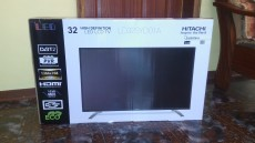 one freezer samsung + one tv hitachi 32 inches new - Kitchen appliances on Aster Vender