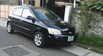 Hyundai Getz Automatic a vendre - Compact cars on Aster Vender