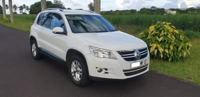 Sale of Tiguan Volkswagen - Off Roader Cars on Aster Vender