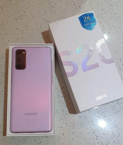 Samsung Galaxy S20 FE - Galaxy S Series on Aster Vender