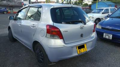 Toyota Vitz Year 2011 - Compact cars on Aster Vender