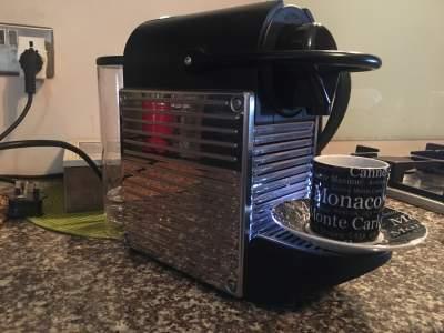 Nespresso Machine C60 - All household appliances on Aster Vender