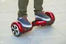 Hoverboard - Roller skating on Aster Vender