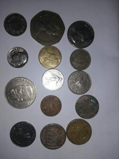 Rare coins - Coins on Aster Vender