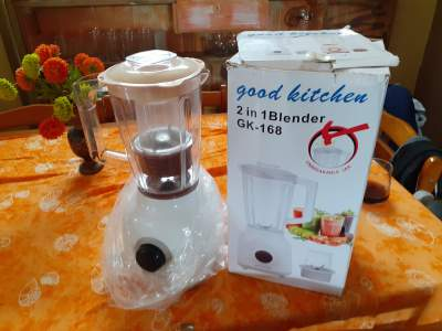 KITCHEN BLENDER - Kitchen appliances on Aster Vender