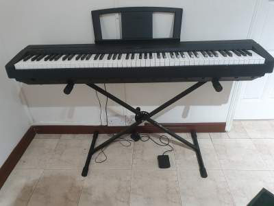 Yamagata P 35 Digital Piano plus guitar - Electronic piano on Aster Vender