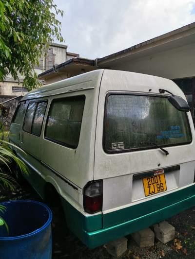 Nissan GV van for sale  - Cargo Van (Delivery Van) on Aster Vender