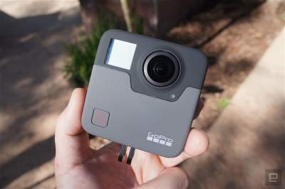 Gopro fusion - Others on Aster Vender