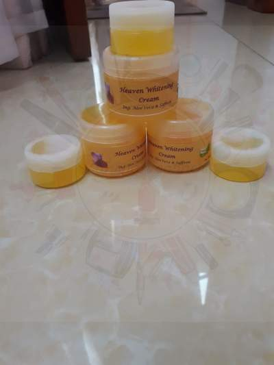 Heaven Whitening night cream 50ml for face and other parts of body  - Cream on Aster Vender