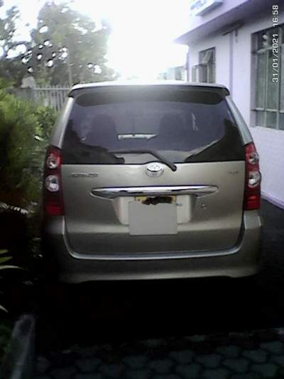 toyota avenza 7places 2008 - Family Cars on Aster Vender