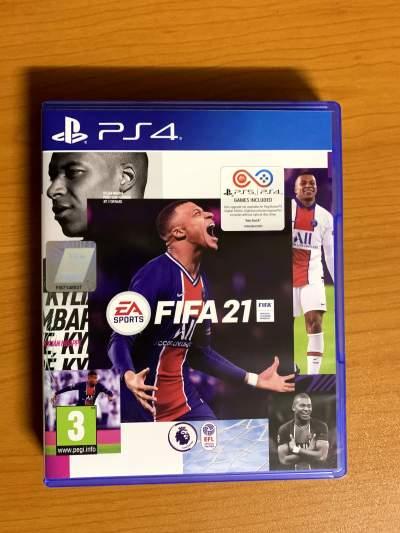 FIFA 21 PS4 - PlayStation 4 Games on Aster Vender