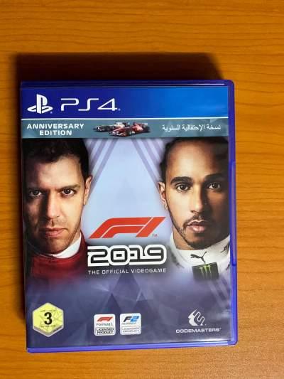 F1 2019 PS4 (Formula 1) - PlayStation 4 Games on Aster Vender