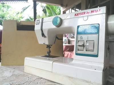 Sewing machine kayser by pfaff - Sewing Machines on Aster Vender