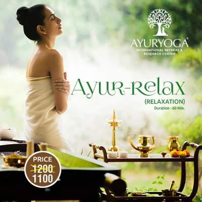 AYUR-RELAX - Hair & Beauty Salon on Aster Vender