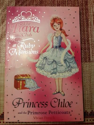 Princess Zoe and the Primrose Petticoats - Children's books on Aster Vender