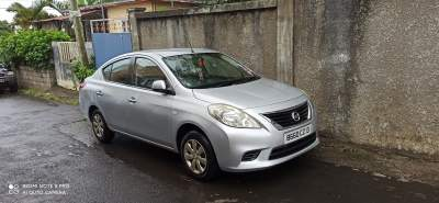 Nissan Car 1190cc Automatic - Family Cars on Aster Vender