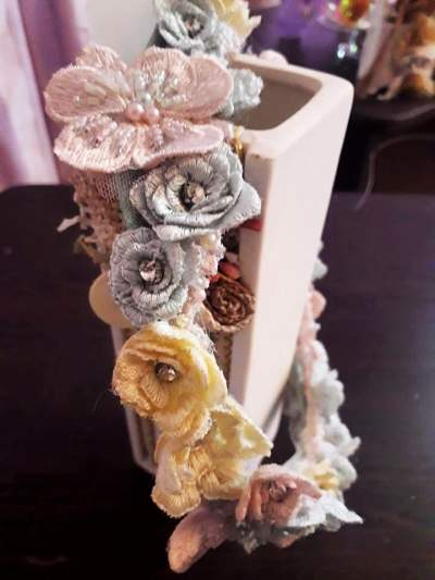 Wedding Flower Crown - Wedding Clothing on Aster Vender