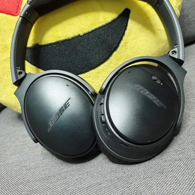 Bose QuietComfort 35 ( Series I ) - Audio Video Photo on Aster Vender