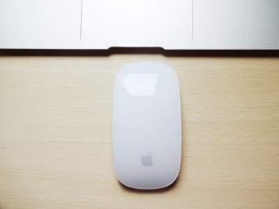 APPLE  MAGIC MOUSE 2 - Laptop on Aster Vender