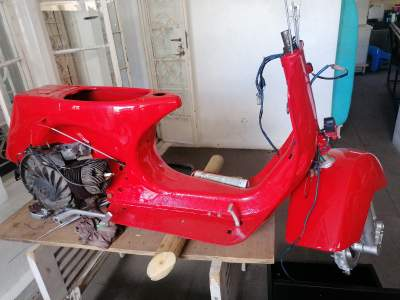 Vin Tage vespa 150 T5 - Scooters (above 50cc) on Aster Vender