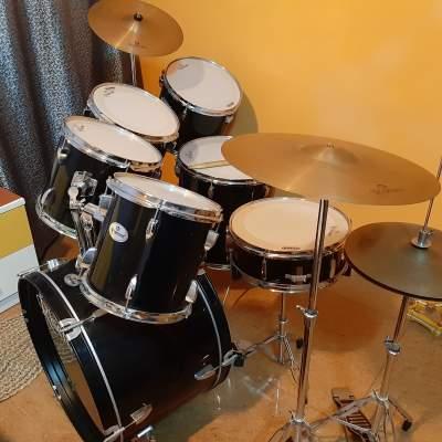Risetone  7' sets - Drums on Aster Vender