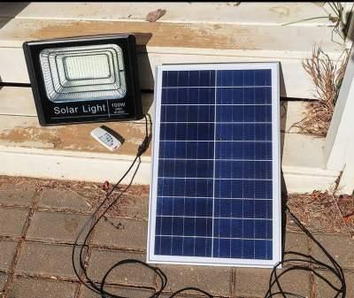 Smart Solar Panel & light - Others on Aster Vender