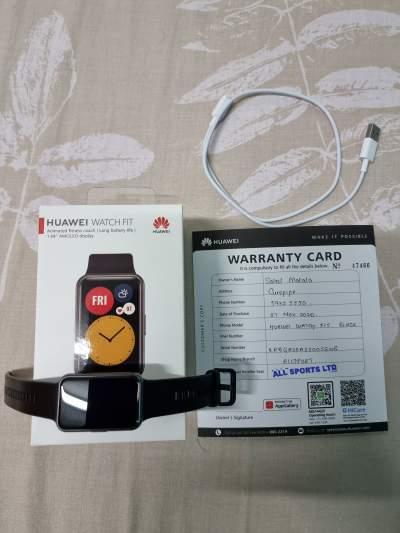 Huawei watchfit - Smartwatch on Aster Vender