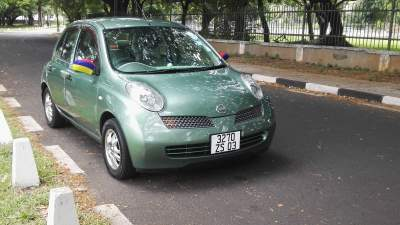 Nissan March AK12 Manual - Compact cars on Aster Vender