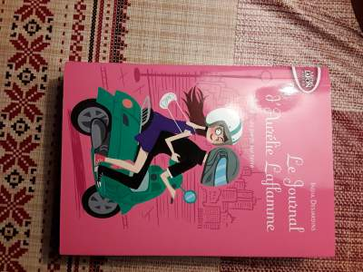 Le Journal d'Aurélie LaFlamme - Fictional books on Aster Vender