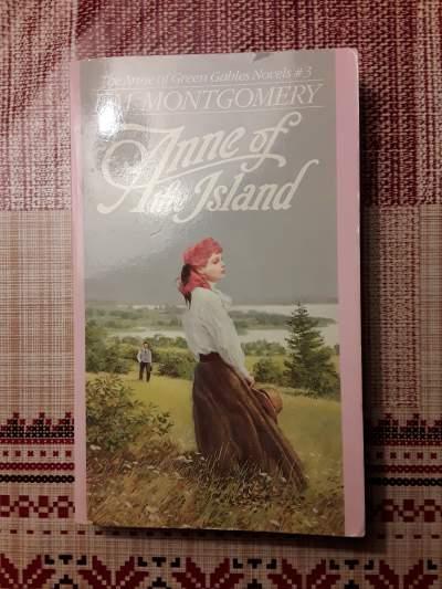 Anne of Windy Poplars - Fictional books on Aster Vender
