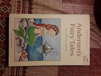 Andersen's Fairy Tales - Fictional books on Aster Vender