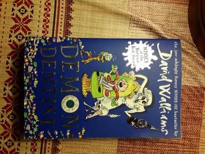 Demon Dentist - Children's books on Aster Vender