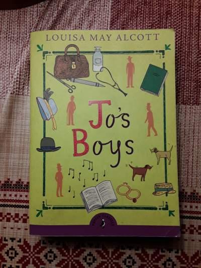 Jo's Boys - Fictional books on Aster Vender