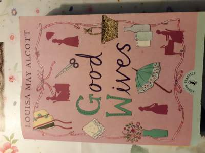 Good Wives - Fictional books on Aster Vender