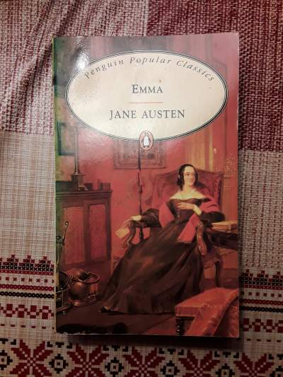 Jane Austen: Emma  - Antique books on Aster Vender