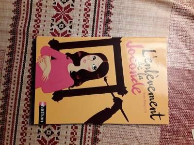 L'enlèvement de la Joconde - Children's books on Aster Vender