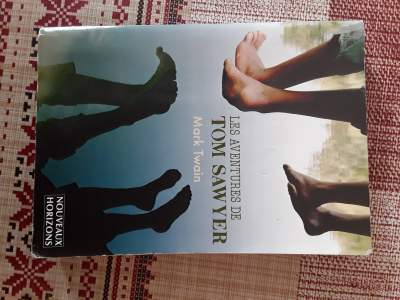 Les Aventures de Tom Sawyer - Fictional books on Aster Vender